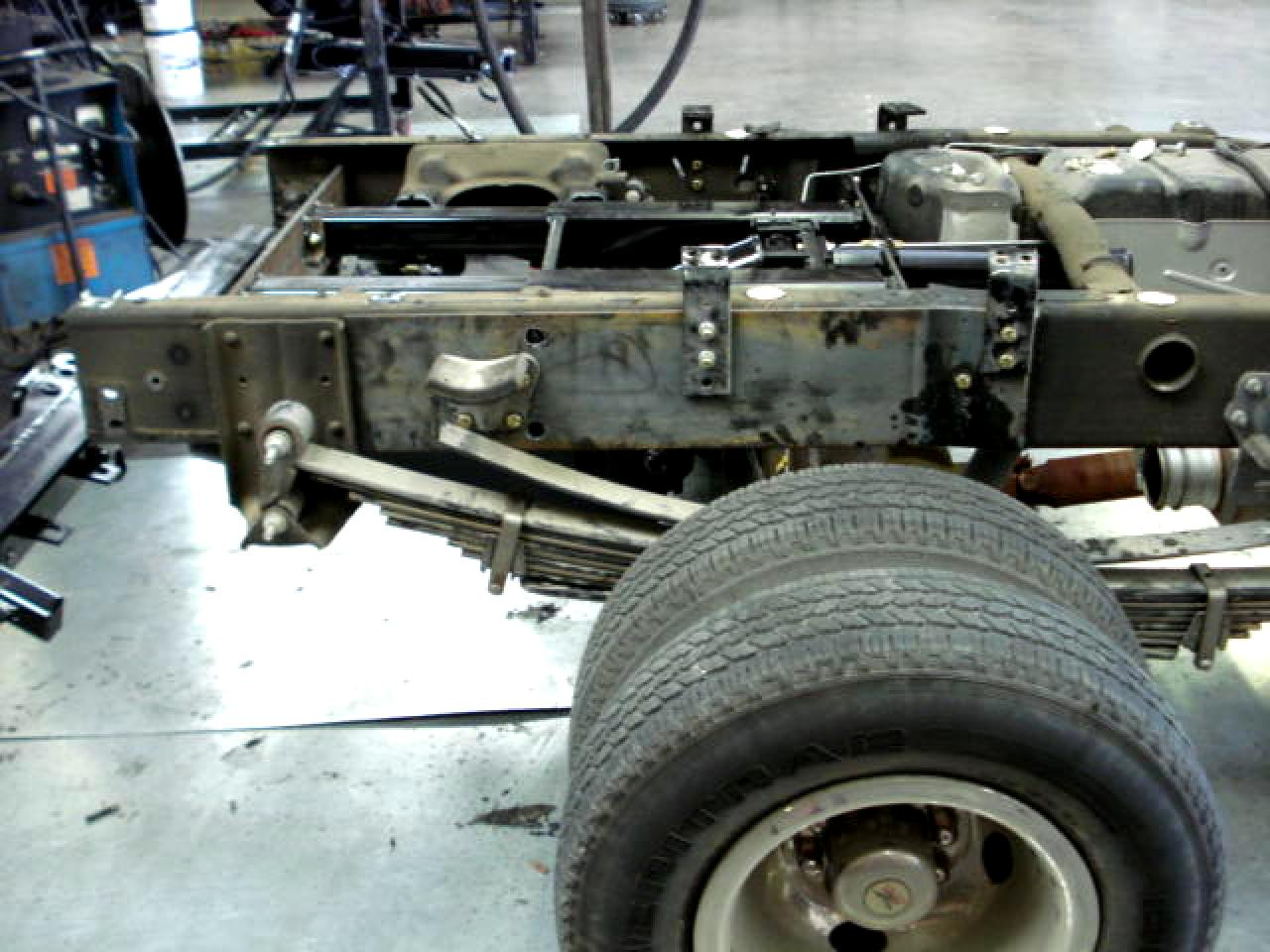 how to build a repo wheel lift